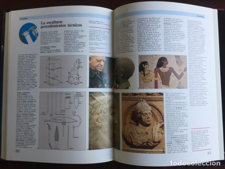 Libros: Ciencias del Arte. Colección gran enciclopedia de las ciencias. arquitectura, escultura y pintura, - Foto 22 - 181408032