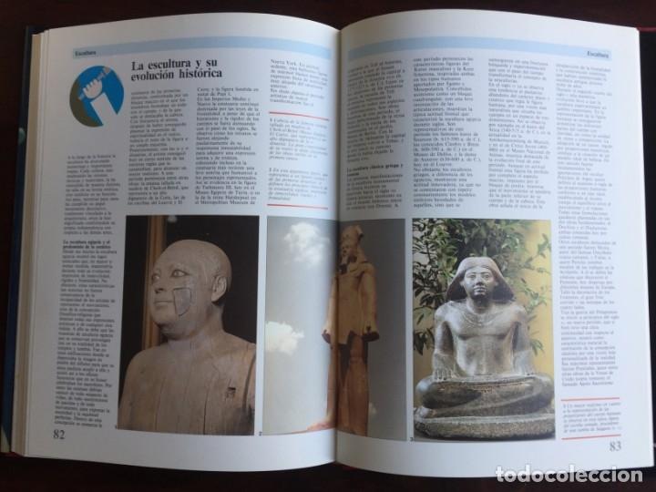 Libros: Ciencias del Arte. Colección gran enciclopedia de las ciencias. arquitectura, escultura y pintura, - Foto 23 - 181408032