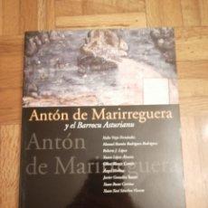 Libros: ANTON DE MARIRREGUERA Y EL BARROCU ASTURIANO. Lote 182893508