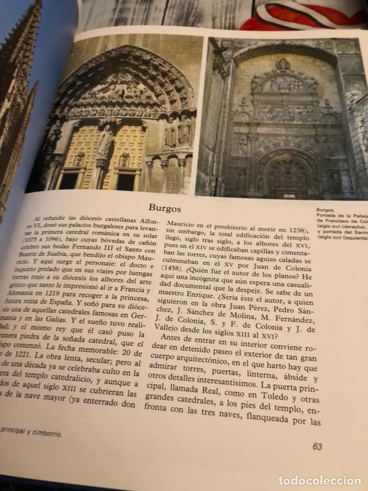 Libros: Libro catedrales de españa, espasa Calpe - Foto 2 - 188758312