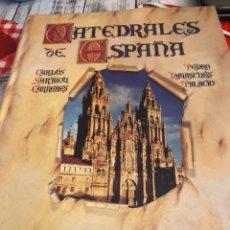 Libros: LIBRO CATEDRALES DE ESPAÑA, ESPASA CALPE. Lote 188758312