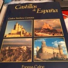 Libros: LIBRO CASTILLOS DE ESPAÑA. Lote 188758497