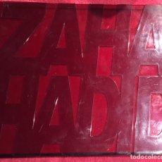 Libros: ZAHA HADID, OBRA COMPLETA, EDICIÓN LIMITADA.. Lote 190576192
