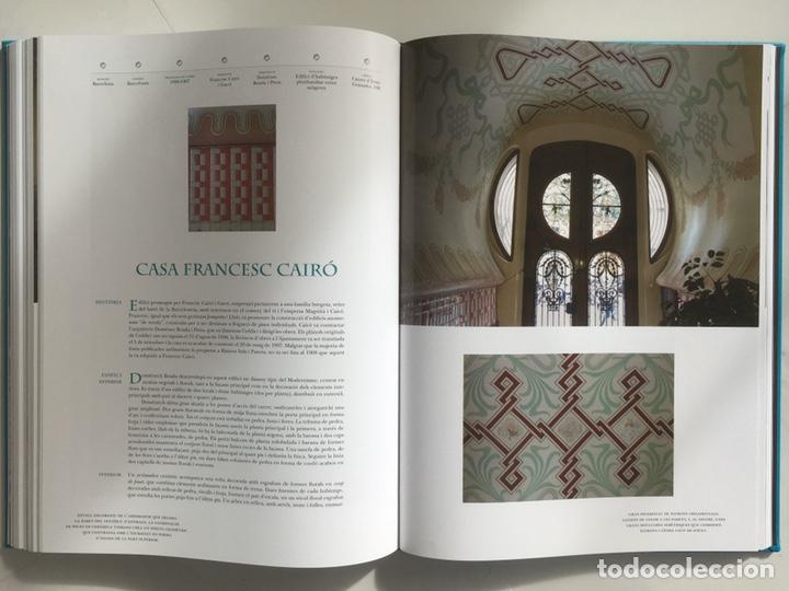 Libros: JOIES DEL MODERNISME CATALÀ, SPAIS INTERIORS - Foto 4 - 195296000