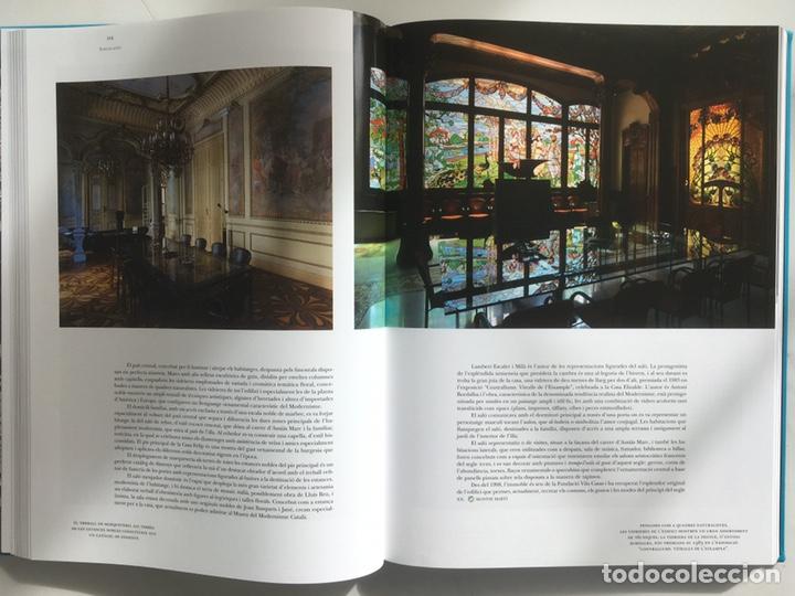 Libros: JOIES DEL MODERNISME CATALÀ, SPAIS INTERIORS - Foto 5 - 195296000