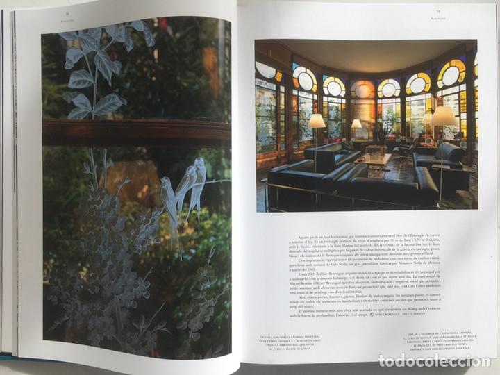 Libros: JOIES DEL MODERNISME CATALÀ, SPAIS INTERIORS - Foto 6 - 195296000