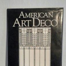 Libros: AMERICAN ART DECO - EVA WEBER, BROMPTON BOOKS - CRESCENT BOOKS, NEW YORK, 1992. Lote 195919977