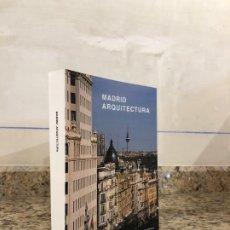Libros: MADRID ARQUITECTURA. Lote 199173888
