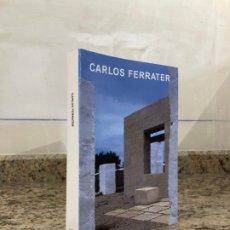 Libros: CARLOS FERRATER. Lote 199174233