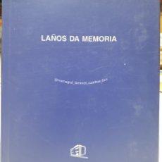 Libros: LAÑOS DA MEMORIA. Lote 202343167