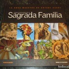 Libros: LA SAGRADA FAMILIA . CARLOS GIORDANO.. Lote 203748750