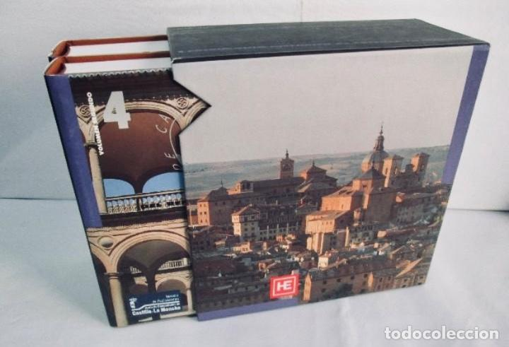 Libros: ARQUITECTURAS DE TOLEDO. JUNTA DE LA COMUNIDAD DE CASTILLA LA MANCHA. 1992. VOL I Y II. - Foto 6 - 204370243