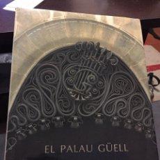 Libros: EL PALAU GUELL. 1990. FOLIO. DIPUTACIÓ DE BARCELONA.. Lote 205610580
