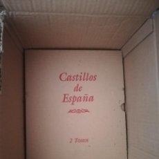 Libros: CASTILLOS DE ESPAÑA. ECIÓN ESPECIAL NUMERADA. CULTURAL EDICIONES. NUEVA, SIN ESTRENAR. VV. AA.. Lote 206774603