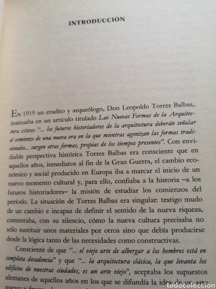 Libros: Libro de Arquitectura Cuando Se Quiso Resucitar La Arquitectura - Foto 2 - 206930465