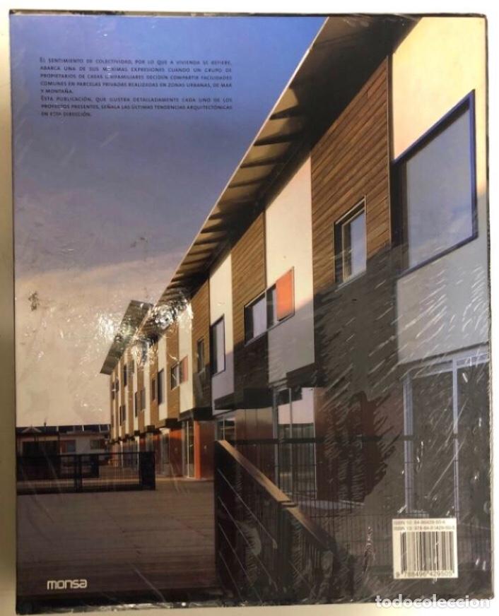 Libros: COMPLEJOS RESIDENCIALES, ARCHITECTURAL DESIGN. ED. MONSA. NUEVO (CON PLÁSTICO PRECINTO). - Foto 2 - 208313068
