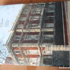 Libri: LIBRO LOS PALACIOS DE LA CASTELLANA , HISTORIA ARQUITECTURA Y SOCIEDAD DE MADRID BANKINTER. Lote 208481285