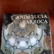 Libros: ANDALUCÍA BARROCA. Lote 222554818