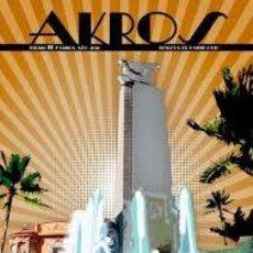 Libros: AKROS REVISTA DE PATRIMONIO. MELILLA. ENERO 2012 NÚMERO 11. Lote 211902746