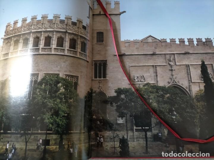 Libros: (2x1) (LIBROS) LONJA DE VALENCIA (Patrimonio de la Humanidad) + LA LONJA Manuel Sanchez Navarrete - Foto 5 - 214101068