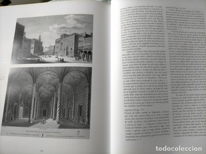 Libros: (2x1) (LIBROS) LONJA DE VALENCIA (Patrimonio de la Humanidad) + LA LONJA Manuel Sanchez Navarrete - Foto 6 - 214101068