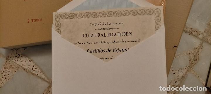 Libros: EDICIONES ESPECIALES SERIADAS Y NUMERADAS DE EDIT. CULTURAL. NUEVAS. PRECINTADAS CON CERTIFICADO. - Foto 8 - 214965897