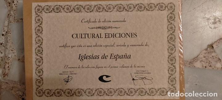 Libros: EDICIONES ESPECIALES SERIADAS Y NUMERADAS DE EDIT. CULTURAL. NUEVAS. PRECINTADAS CON CERTIFICADO. - Foto 11 - 214965897