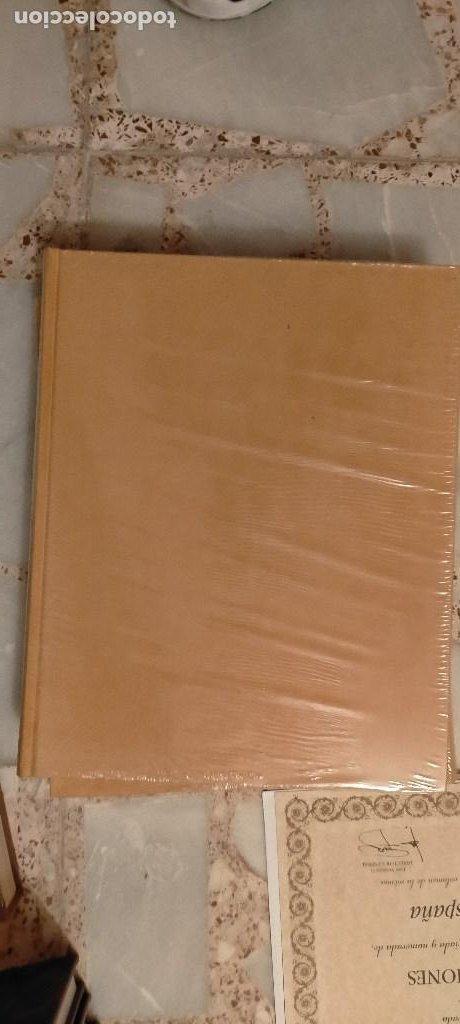 Libros: EDICIONES ESPECIALES SERIADAS Y NUMERADAS DE EDIT. CULTURAL. NUEVAS. PRECINTADAS CON CERTIFICADO. - Foto 14 - 214965897