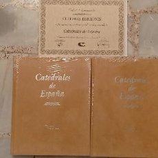 Libros: EDICIONES ESPECIALES SERIADAS Y NUMERADAS DE EDIT. CULTURAL. NUEVAS. PRECINTADAS CON CERTIFICADO.. Lote 214965897