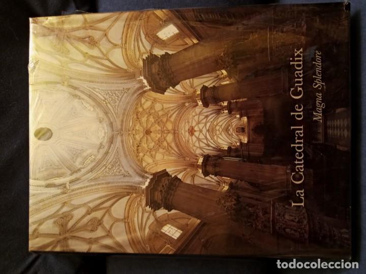 LA CATEDRAL DE GUADIX GRANADA MAGNA SPLENDORE (Libros Nuevos - Bellas Artes, ocio y coleccionismo - Arquitectura)