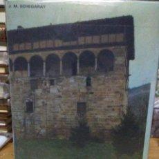 Libros: J.M.ECHEGARAY. LA ACTUALIDAD DE LA CASA BLASONADA EN EL PAÍS VASCO .(3TOMOS).EDITORIAL LAIZ. Lote 220535867