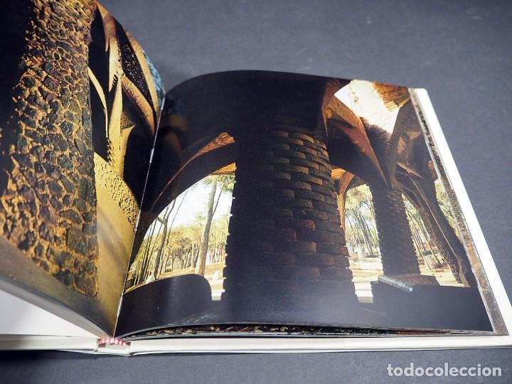 Libros: GAUDI. CRIPTA COLONIA GÜELL. EDICIONES POLIGRAFA. 1972 - Foto 6 - 223973487