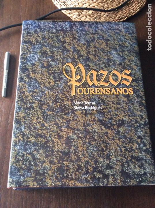 PAZOS ORENSANOS EDILESA GRAN FORMATO (Libros Nuevos - Bellas Artes, ocio y coleccionismo - Arquitectura)