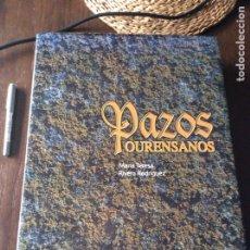 Libros: PAZOS ORENSANOS EDILESA GRAN FORMATO. Lote 224482085