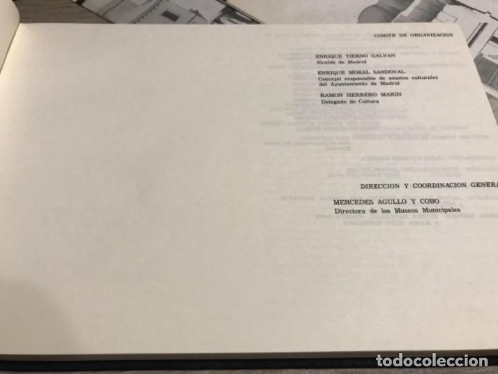 Libros: Juan de Villanueva. Libro estuche Madrid 1982 - Foto 5 - 226121465