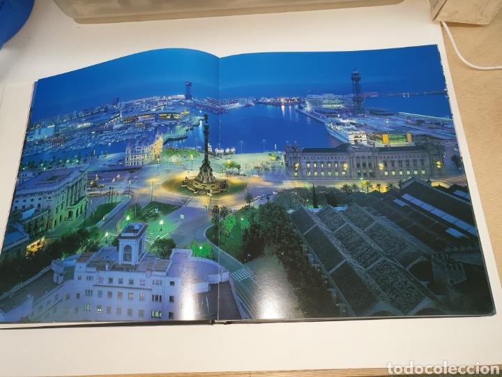 Libros: Gran libro dedicado a Barcelona. Prologo de Manuel Vazquez Montalban. - Foto 6 - 231654535