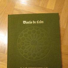 Libri: LAS VIDRIERAS DE LA CATEDRAL DE LEÓN. FERNÁNDEZ ESPINO Y FERNÁNDEZ ARENAS. Lote 232211340