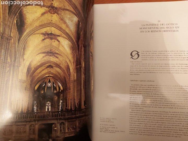 Libros: HISTORIA DEL ARTE ESPAÑOL. TOMO V. LA ÉPOCA DE LAS CATEDRALES. - Foto 7 - 233613805