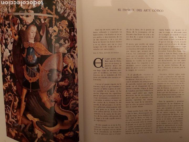 Libros: HISTORIA DEL ARTE ESPAÑOL. TOMO V. LA ÉPOCA DE LAS CATEDRALES. - Foto 9 - 233613805