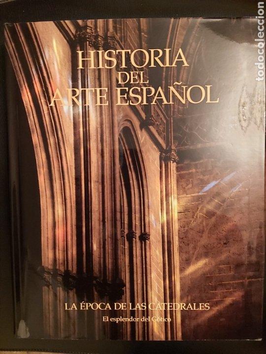 HISTORIA DEL ARTE ESPAÑOL. TOMO V. LA ÉPOCA DE LAS CATEDRALES. (Libros Nuevos - Bellas Artes, ocio y coleccionismo - Arquitectura)