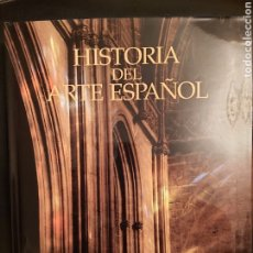 Libros: HISTORIA DEL ARTE ESPAÑOL. TOMO V. LA ÉPOCA DE LAS CATEDRALES.. Lote 233613805