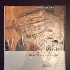 Libros: SILOS UN RECORRIDO POR SU PROCESO CONSTRUCTIVO.. Lote 234395060