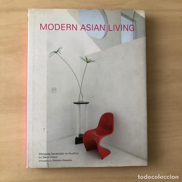 MODERN ASÍAN LIVING (Libros Nuevos - Bellas Artes, ocio y coleccionismo - Arquitectura)