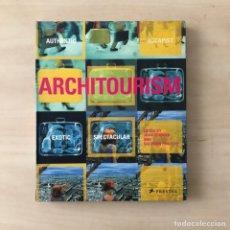 Libros: ARCHITOURISM. Lote 238613095