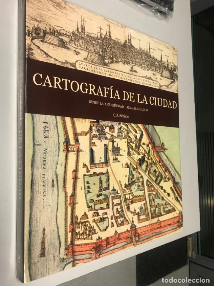 Libros: Cartografía de la Ciudad, más de 300 pags. 38x35 cm, - Foto 3 - 239380690