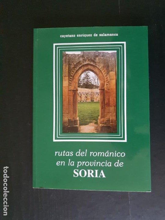 SORIA. RUAS DEL ROMÁNICO EN LA PROVINCIA DE SORIA 1998. CAYETABI EBRUQYEZ (Libros Nuevos - Bellas Artes, ocio y coleccionismo - Arquitectura)