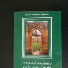 Libros: SORIA. RUAS DEL ROMÁNICO EN LA PROVINCIA DE SORIA 1998. CAYETABI EBRUQYEZ. Lote 241035100