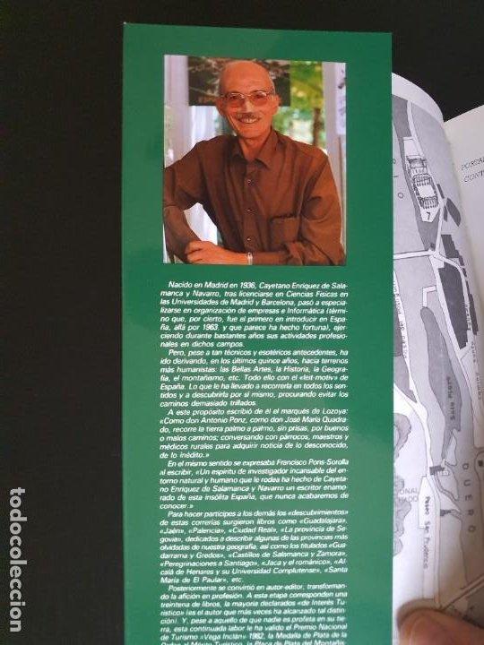 Libros: SORIA. RUAS DEL ROMÁNICO EN LA PROVINCIA DE SORIA 1998. CAYETABI EBRUQYEZ - Foto 2 - 241035100