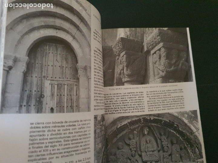 Libros: SORIA. RUAS DEL ROMÁNICO EN LA PROVINCIA DE SORIA 1998. CAYETABI EBRUQYEZ - Foto 4 - 241035100