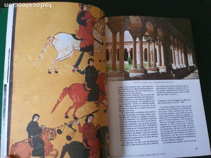 Libros: SORIA. RUAS DEL ROMÁNICO EN LA PROVINCIA DE SORIA 1998. CAYETABI EBRUQYEZ - Foto 5 - 241035100